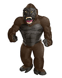 Adult Inflatable King Kong Costume - King Kong