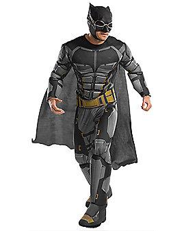 Adult Tactical Batman Costume Deluxe - DC Comics