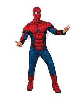 Adult Spider-Man Costume - Spider-Man: Homecoming