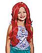 Kids Ariel Wig - The Little Mermaid