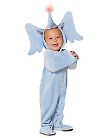 Baby Horton Hears a Who Costume - Dr. Seuss