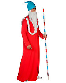 Adult Wizard Whitebeard Costume - Where's Waldo