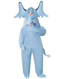 Adult Inflatable Horton Hears a Who Costume - Dr. Seuss