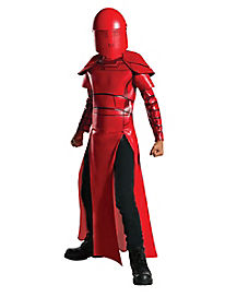 Kids Red Guard Costume Deluxe - Star Wars: Episode 8