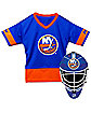NHL New York Islanders Uniform Set