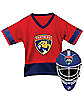 NHL Carolina Panthers Uniform Set