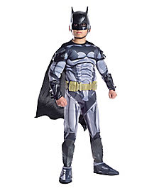 Kids Batman Costume Deluxe - DC Comics