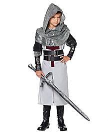 Kids Chivalrous Knight Costume