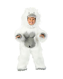 Kids Abominable Snowman Costume - The Signature Collection