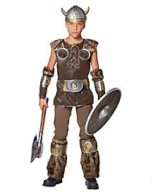 Kids Viking Boy Costume - The Signature Collection