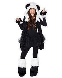 Tween Pippa The Panda Bear Costume - The Signature Collection