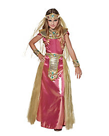 Kids Princess Cleo Costume - The Signature Collection