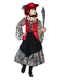 Kids Sassy Seafarer Costume - The Signature Collection