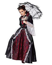 Kids Vampiress of Versailles Costume - The Signature Collection