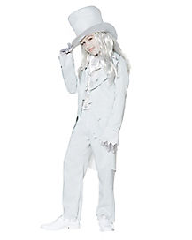 Kids Ghostly Gent Costume