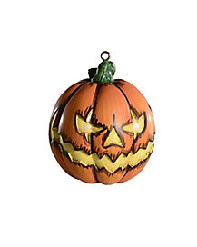 Savage Jack-O-Lantern Christmas Ornament