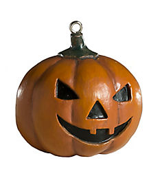 Jack-O-Lantern Christmas Ornament