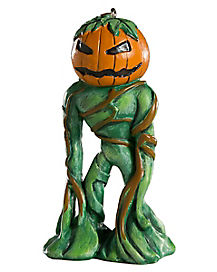 Pumpkin Man Christmas Ornament