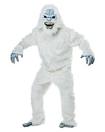 Adult Animotion Snow Beast Costume - Deluxe