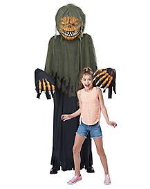 Adult Towering Terror Pumpkin Monster Costume - Deluxe