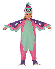 Kids Pink Pengualas Costume – Hatchimals