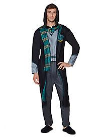 Slytherin Pajama Costume - Harry Potter