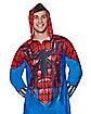Spider-Man Pajama Costume - Marvel