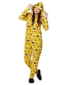 Emoji Pajama Costume