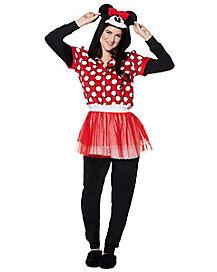 Minnie Mouse Pajama Costume - Disney