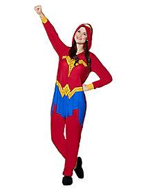 Wonder Woman Pajama Costume - DC Comics