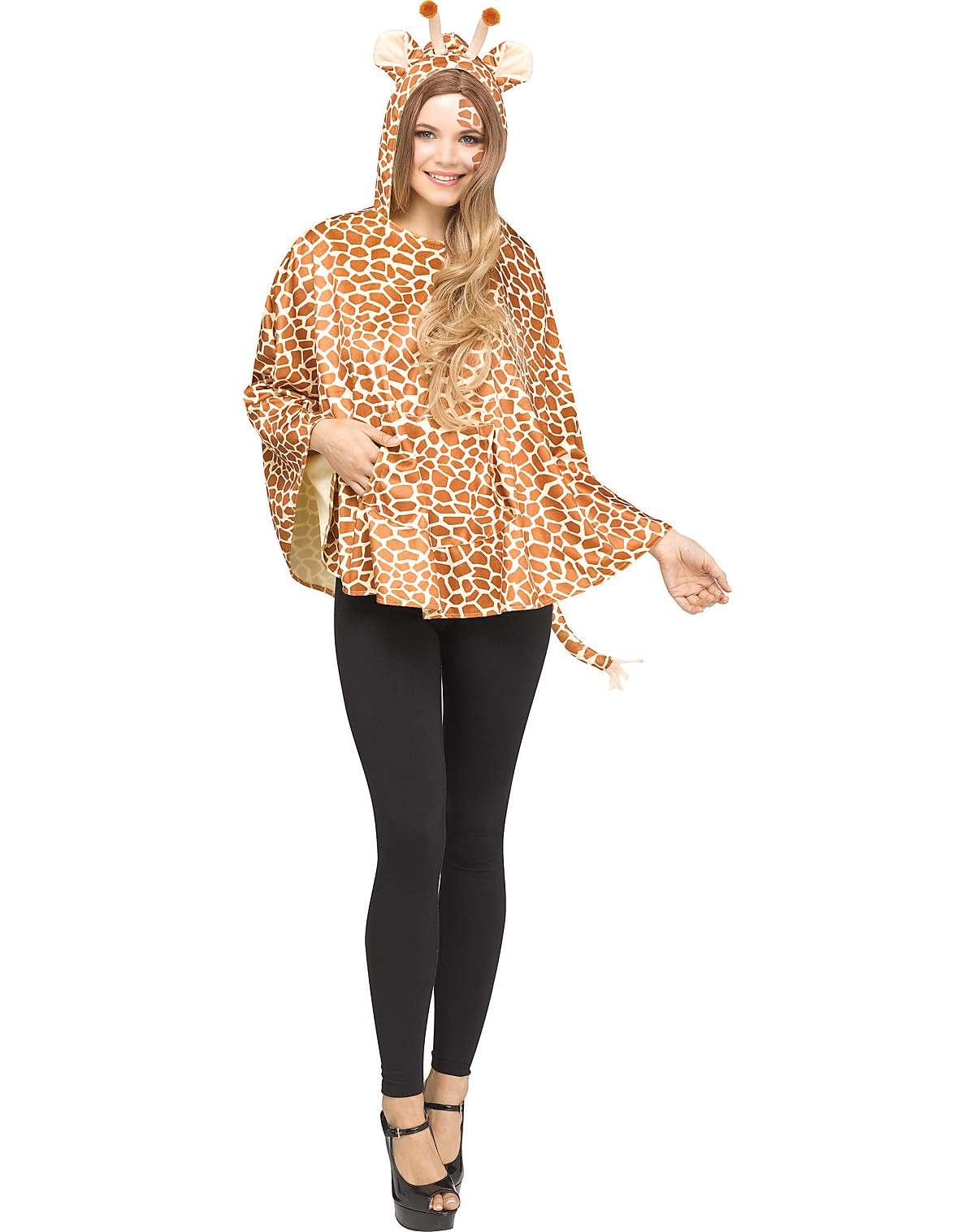 Giraffe poncho