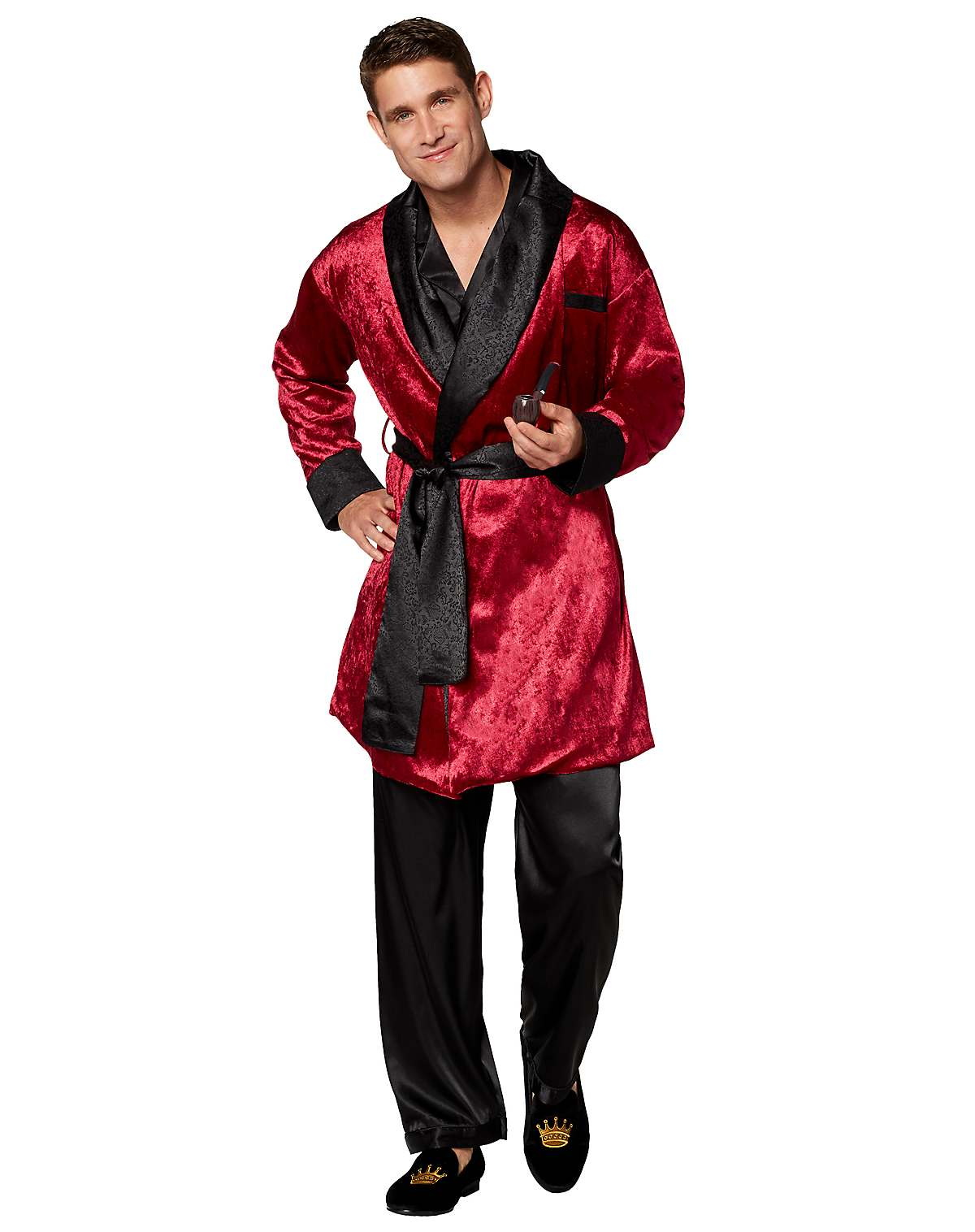 Plus size Casanova robe