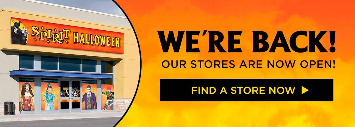 store locator temp - Spirithalloween.com