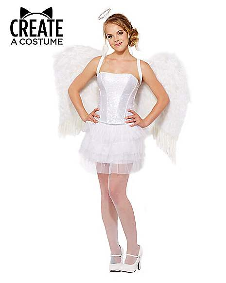 Heavenly Angel at Spirit Halloween