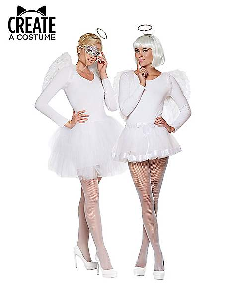 Heavenly Angels at Spirit Halloween