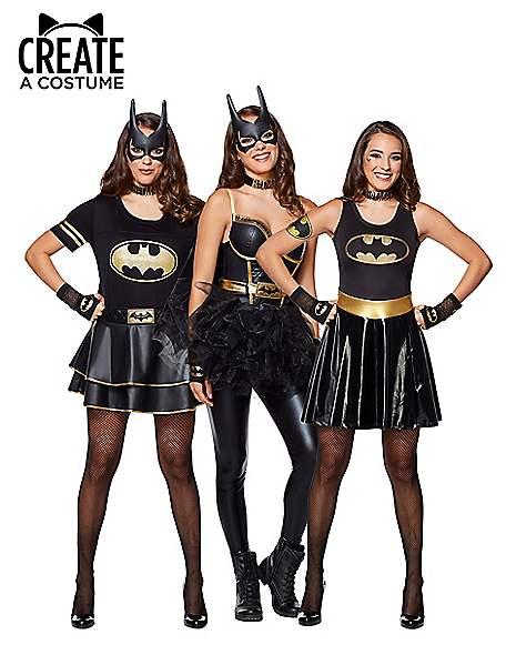 Batgirl at Spirit Halloween