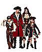 Pirate Crew at Spirit Halloween