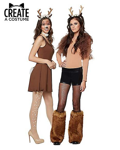 Oh Deer at Spirit Halloween