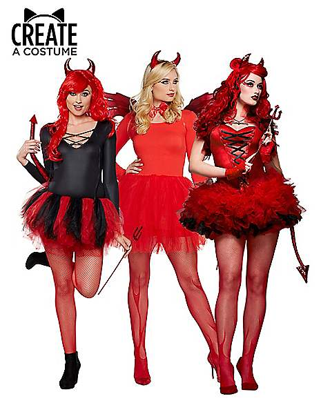 Hellfire Devils at Spirit Halloween