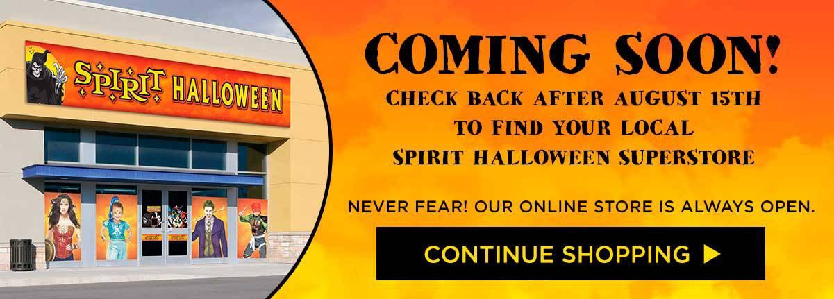 Thank You For Another Great Season Spirithalloween Com