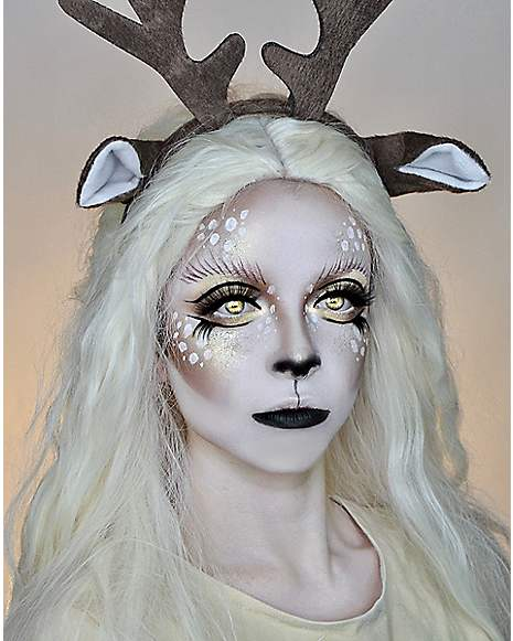 Fawn Makeup Tutorial at Spirit Halloween