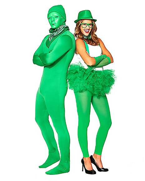 Green Spirit Separates at Spirit Halloween