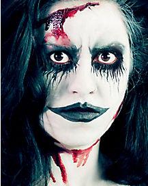Ghostly Ghoul Makeup Tutorial