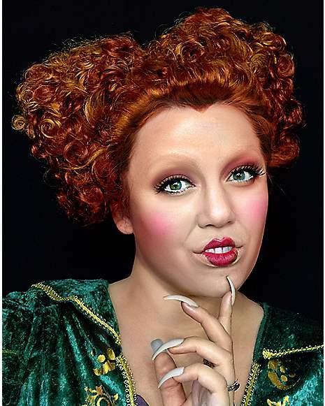 Hocus Pocus Makeup Tutorial at Spirit Halloween