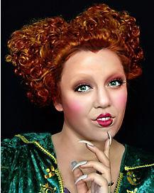 Hocus Pocus Makeup Tutorial