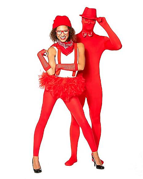 Red Spirit Separates at Spirit Halloween