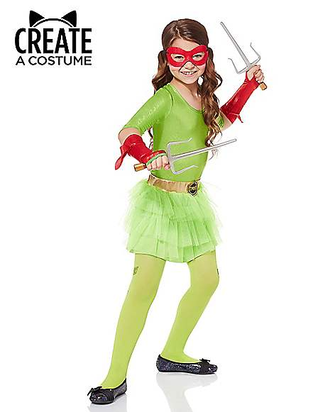 TMNT Girls Raphael at Spirit Halloween
