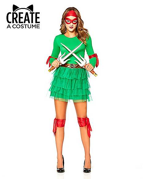 TMNT Womens Raphael at Spirit Halloween