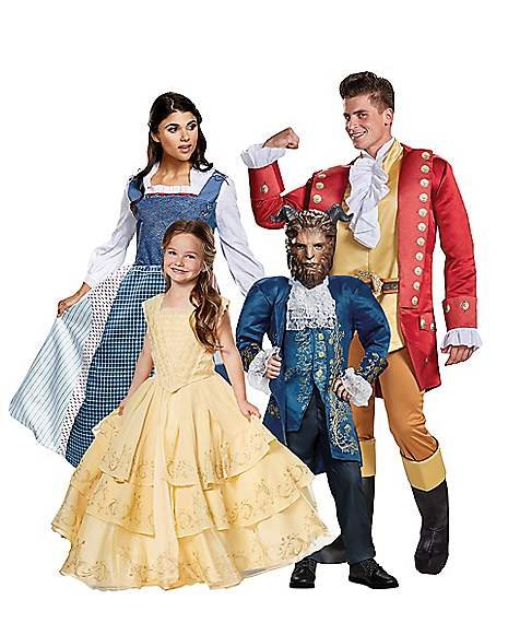 Beauty and the Beast at Spirit Halloween