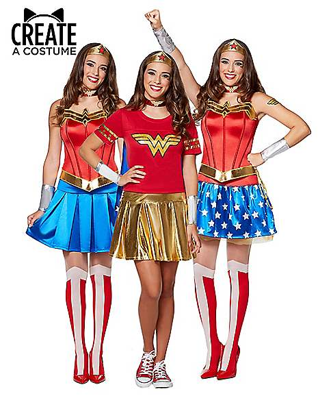 Wonder Woman at Spirit Halloween
